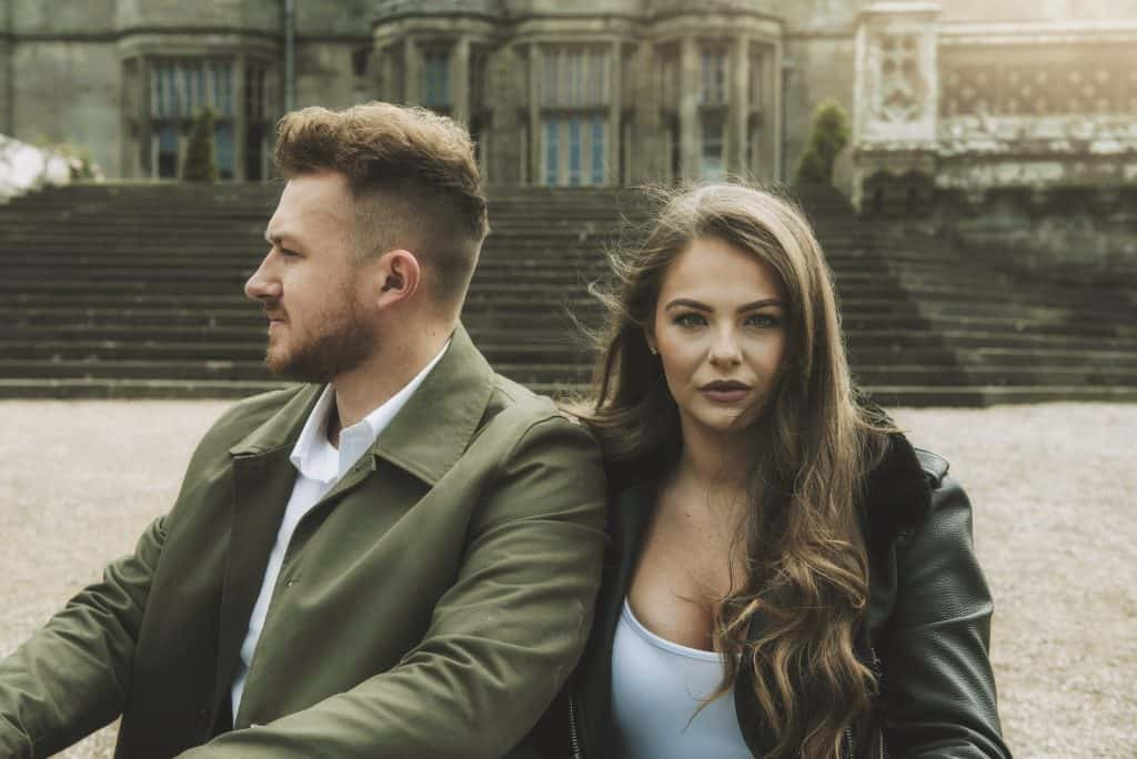 Margam Park Pre Wedding Shoot