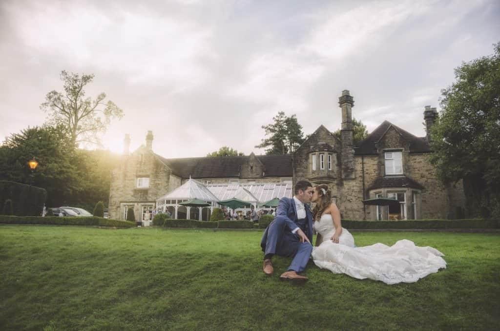 Bryngarw House Wedding