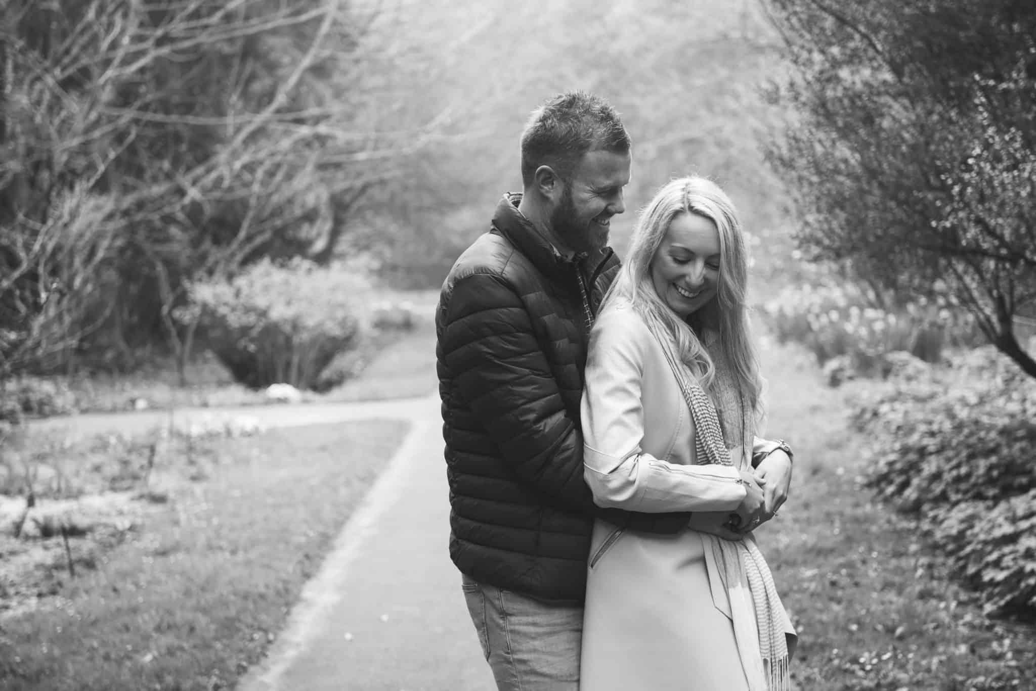 Pre Wedding Shoot Dyffryn Gardens