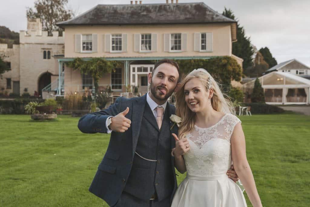 Porthmawr Country House Wedding