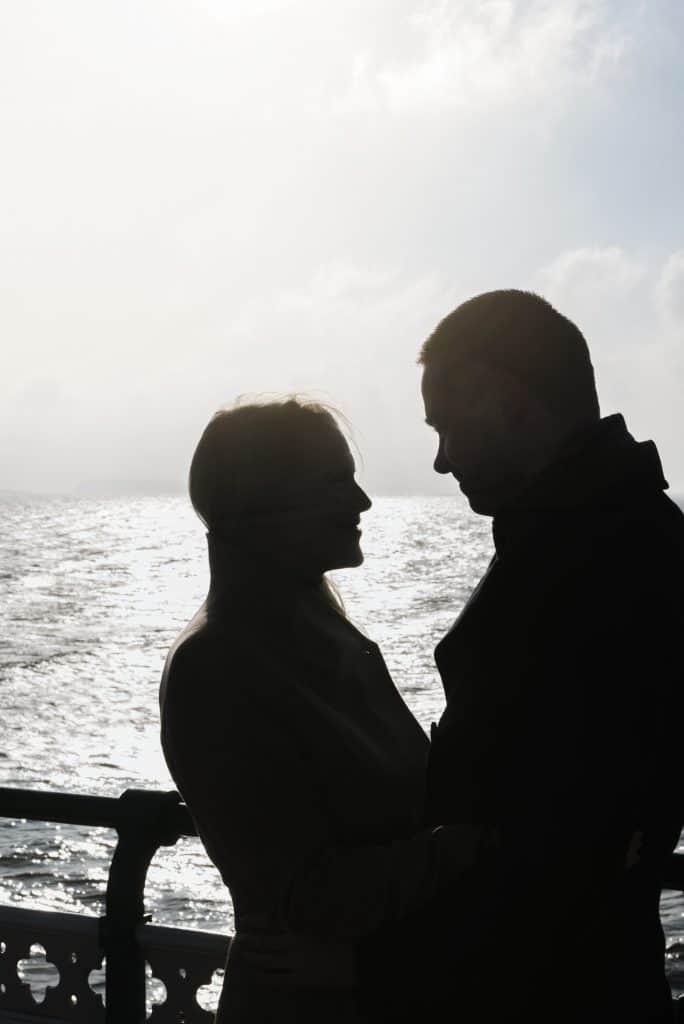 Pre Wedding Shoot Penarth Pier