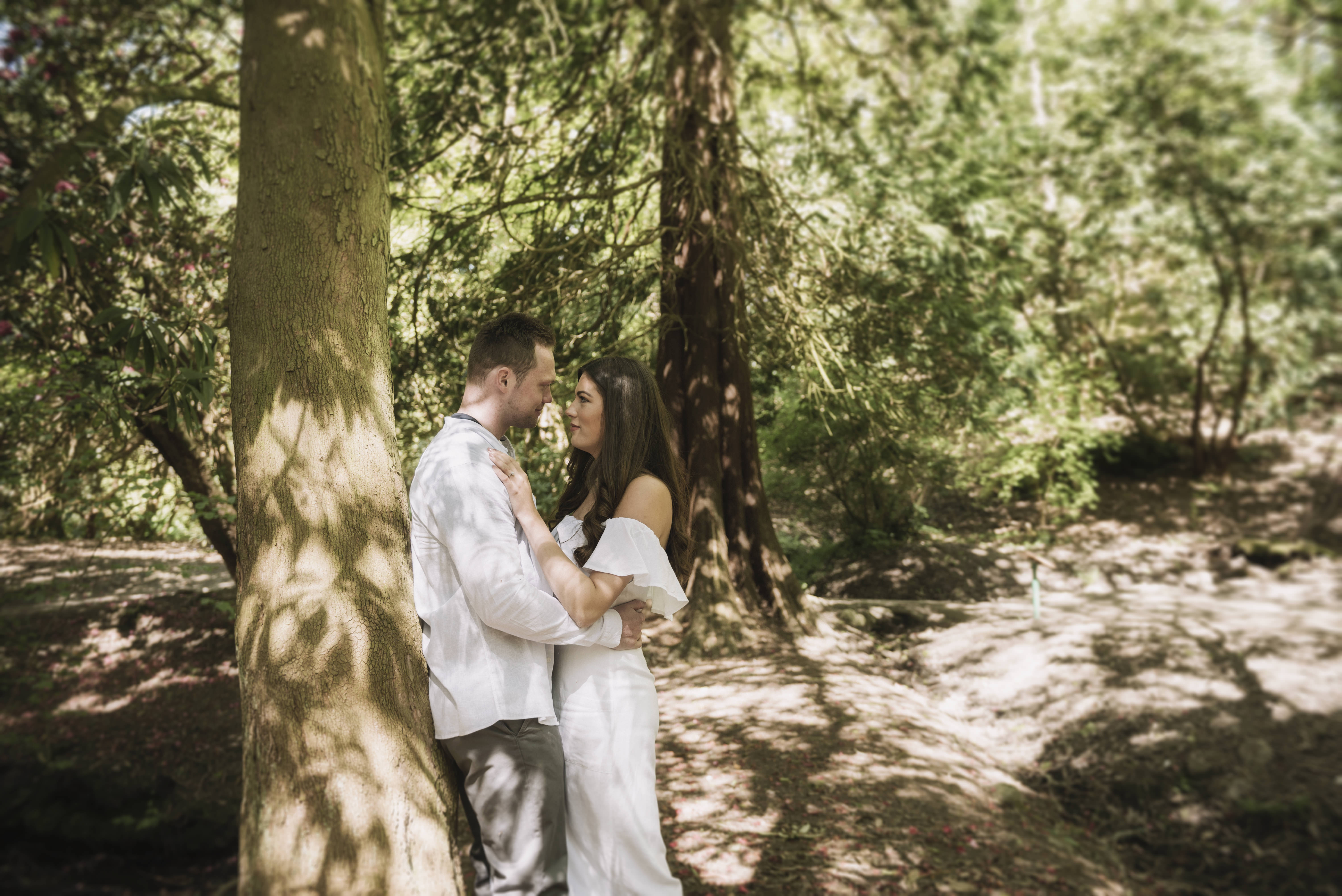 Clyne Gardens Pre Wedding Shoot