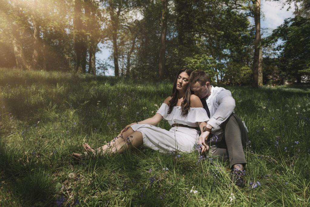 South Wales Wedding Photography Blog Clyne Gardens Pre Wedding Shoot
