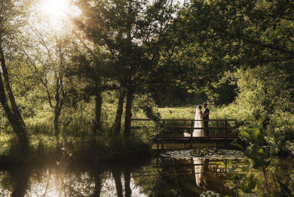 wedding photographers near me - Llanerch Vineyard Wedding