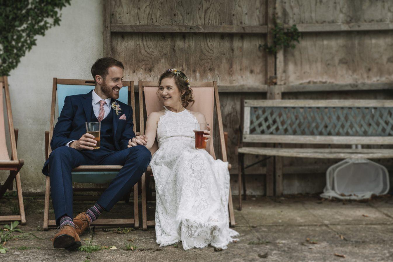 Caer Llan Wedding