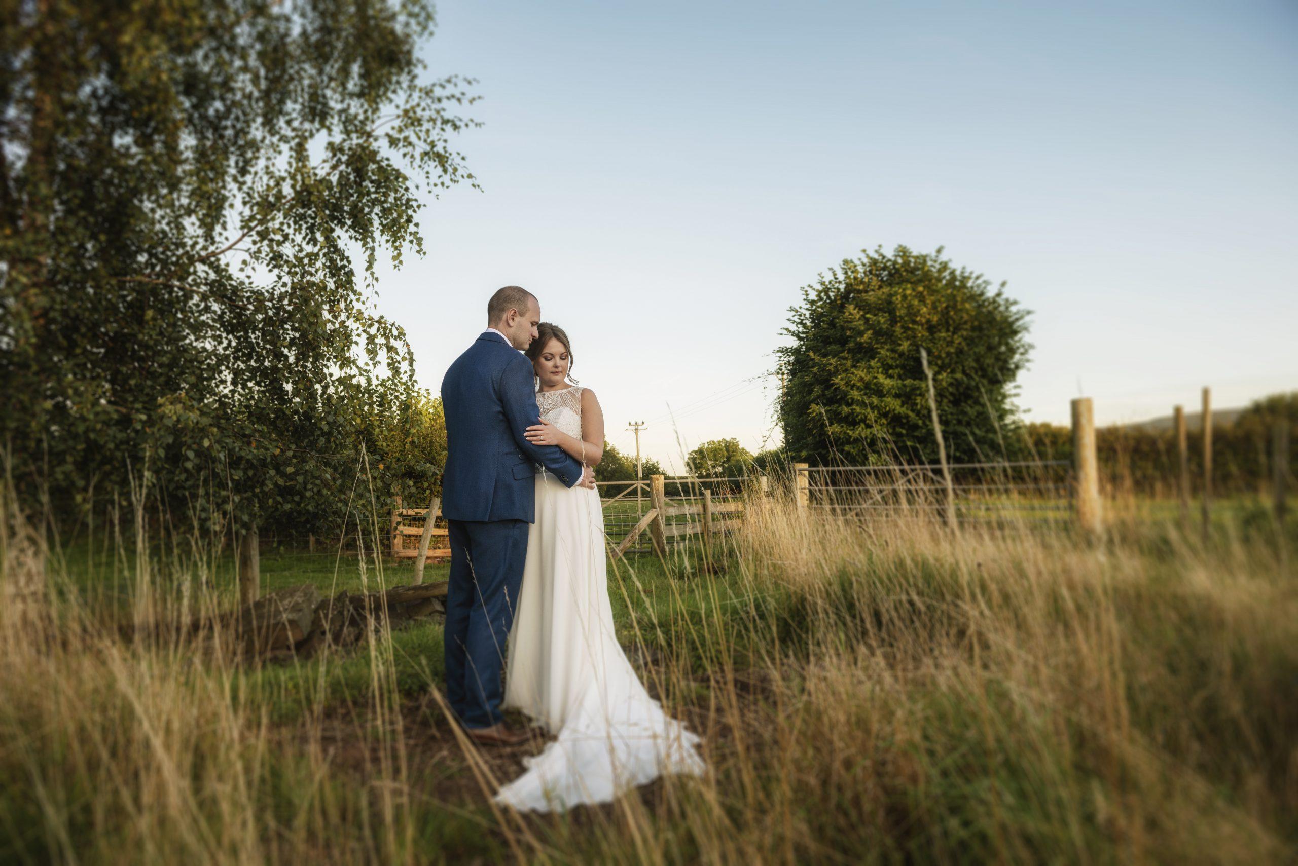 Brynich Brecon Wedding