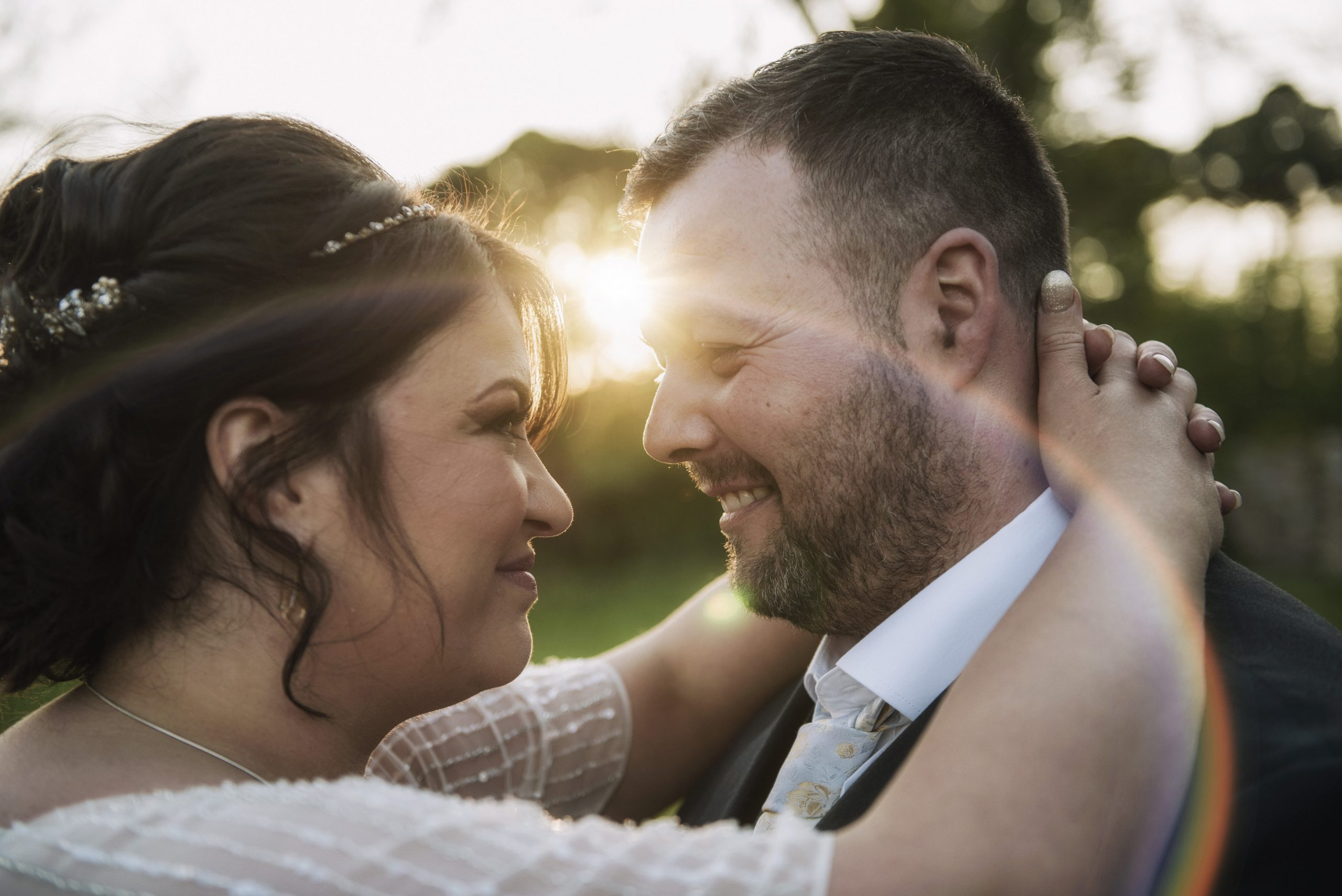 Amy & Gavin ~ King Arthur Hotel Gower
