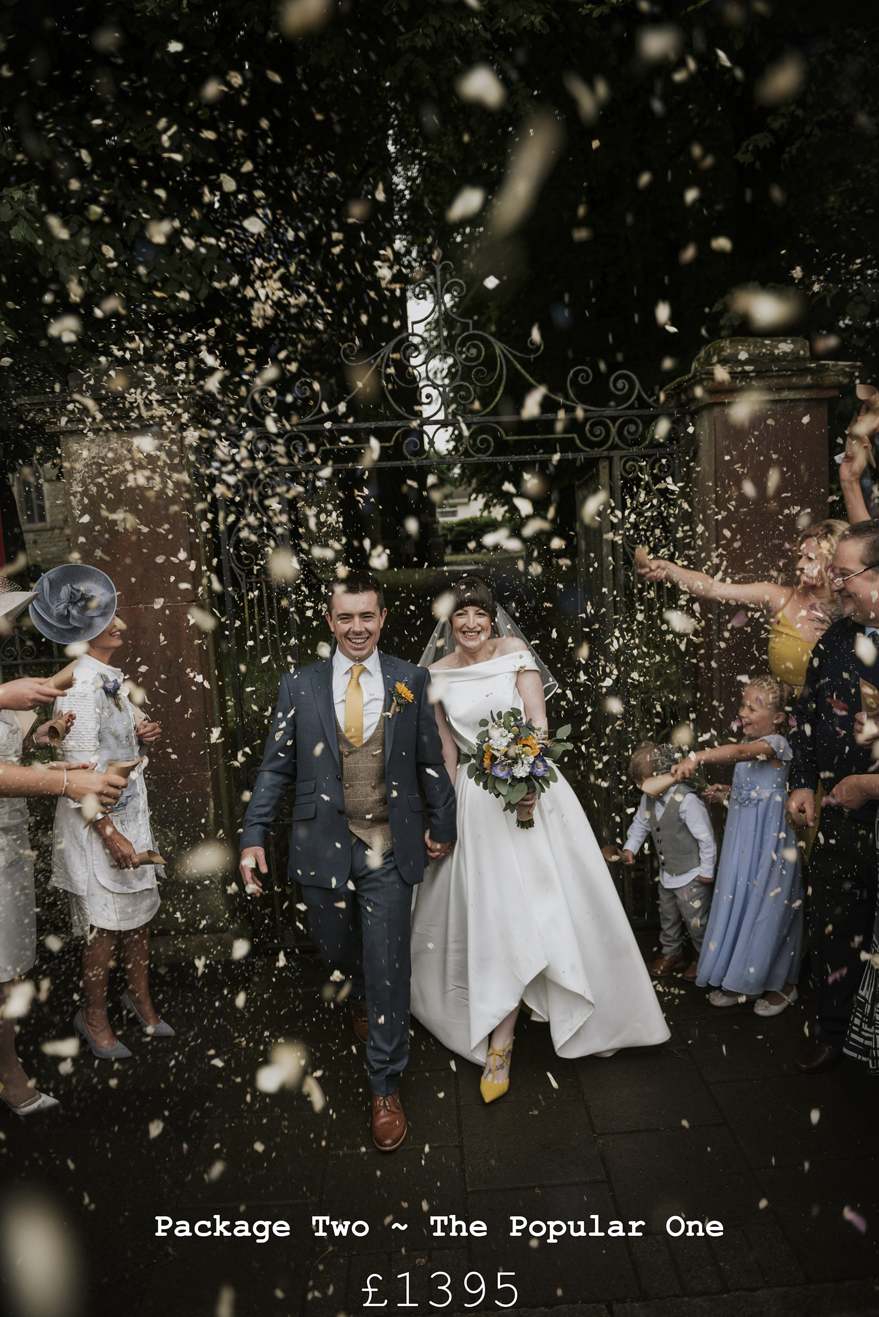 South Wales Wedding Photographer Prices